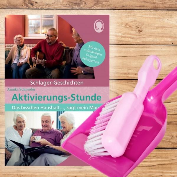 """Aktivierungs-Stunde """"Das bisschen Haushalt"""" - Schlager-Geschichte für Senioren"""