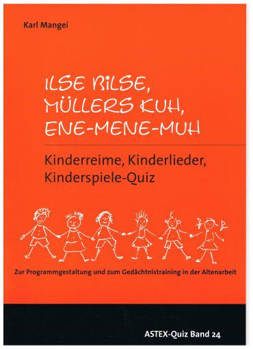 Kinderreime, Kinderlieder, Kinderspiele-Quiz