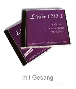 Volkslieder, Stimmungslieder, Abendlieder (Musik-CD 1)