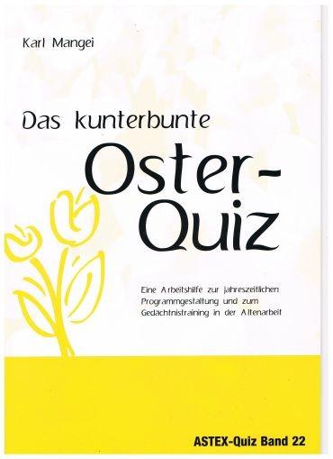 Das kunterbunte Oster-Quiz