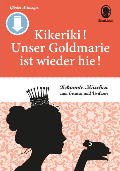 """Märchen für Senioren. """"Schneewittchenl"""" u.v.m. (PDF) Titel"""