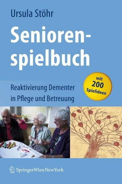 Das Seniorenspielbuch