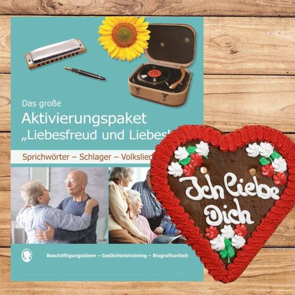 Gedächtnistraining Senioren Liebe Liebesfreud Liebesleid