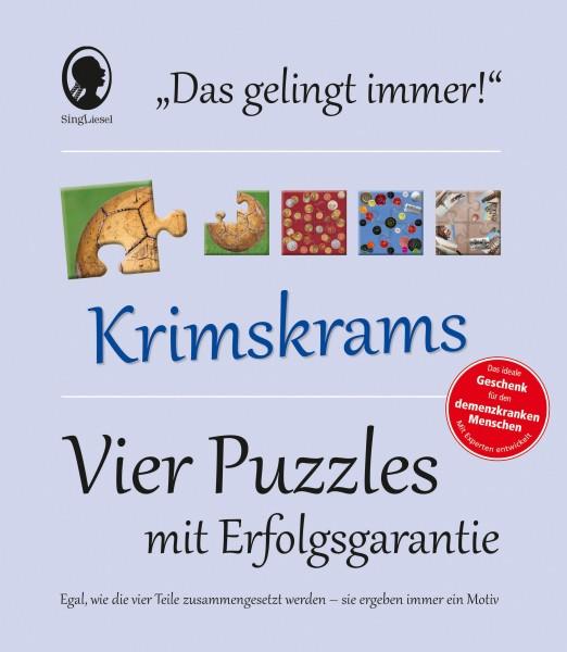 "Das ""Gelingt-immer""-Puzzle Krimskrams"