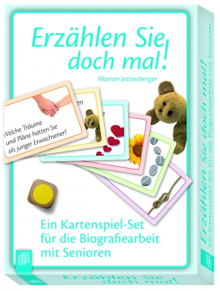Erzählen Sie doch mal! Ein Kartenspiel-Set für die Biographie-Arbeit