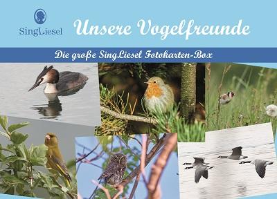 Fotokarten-Vogelfreunde