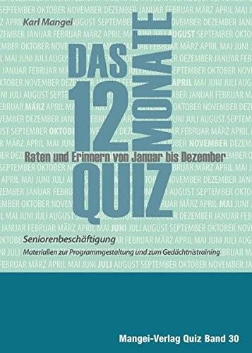 Das 12-Monate-Quiz