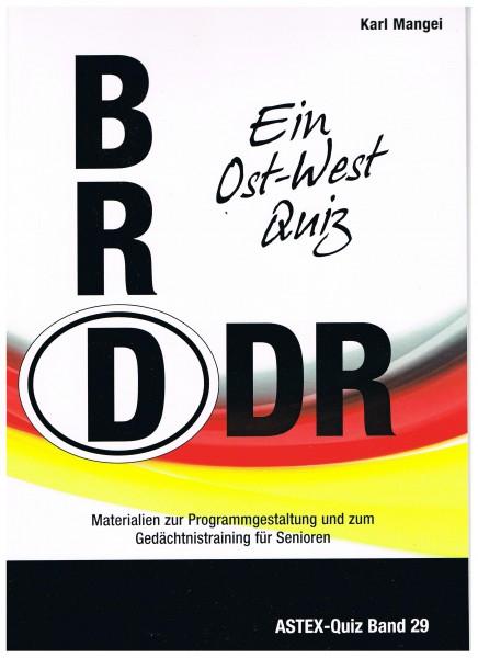 BRD-DDR – Ein Ost-West-Quiz