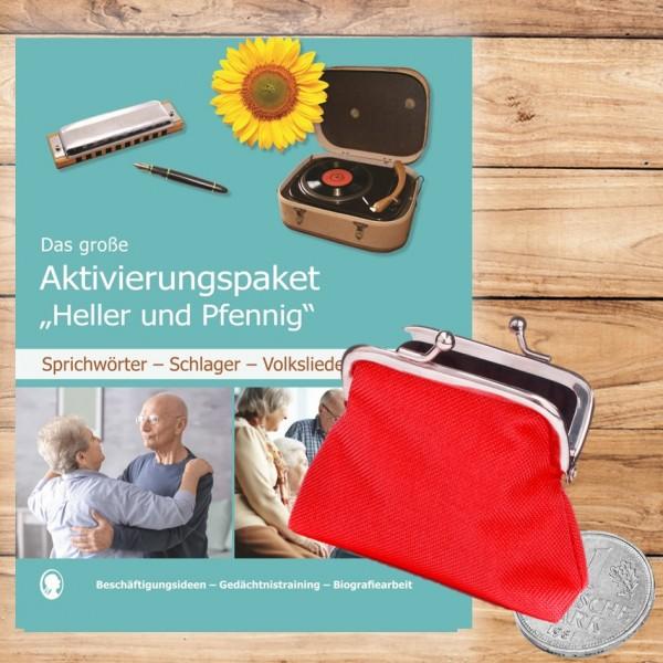 Gedächtnistraining Senioren Geld Heller und Pfennig