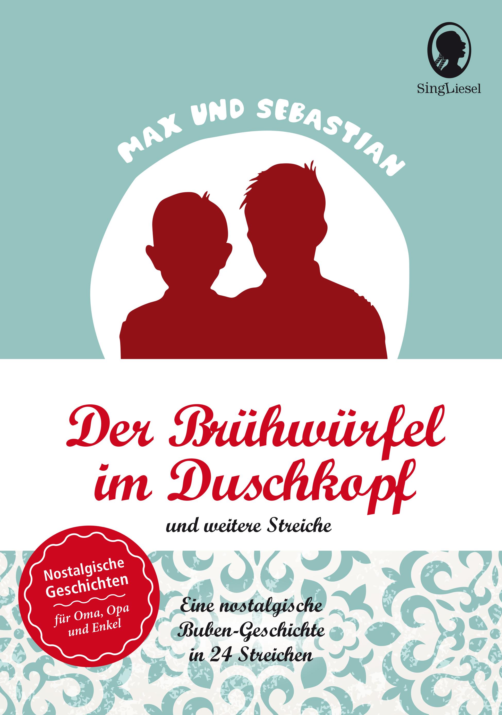 Max & Sebastian - Der Brühwürfel im Duschkopf