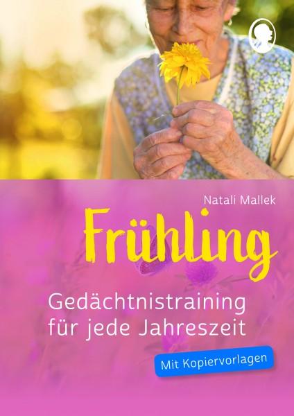 """Gedächtnistraining für jede Jahreszeit """"Frühling"""""""