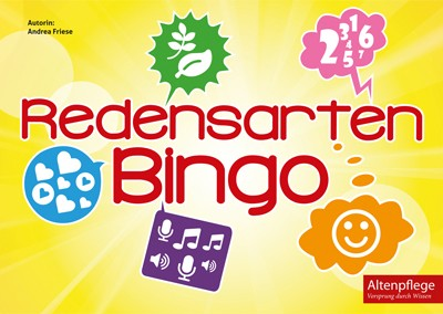 Redensarten Bingo (Spiel)