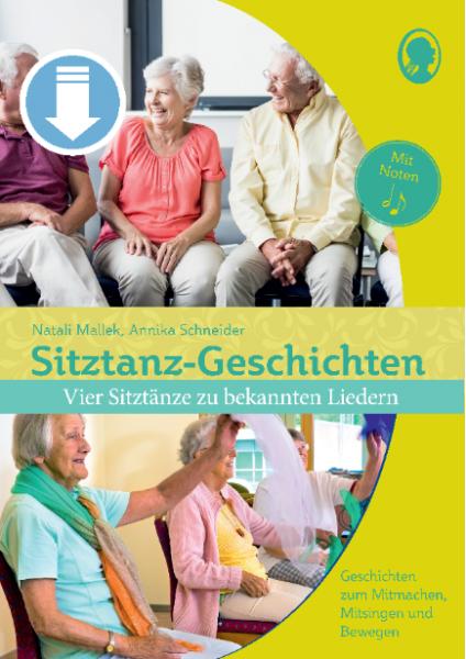 Sitztanz-Geschichten Bd. 2 (Sofort-Download als PDF)