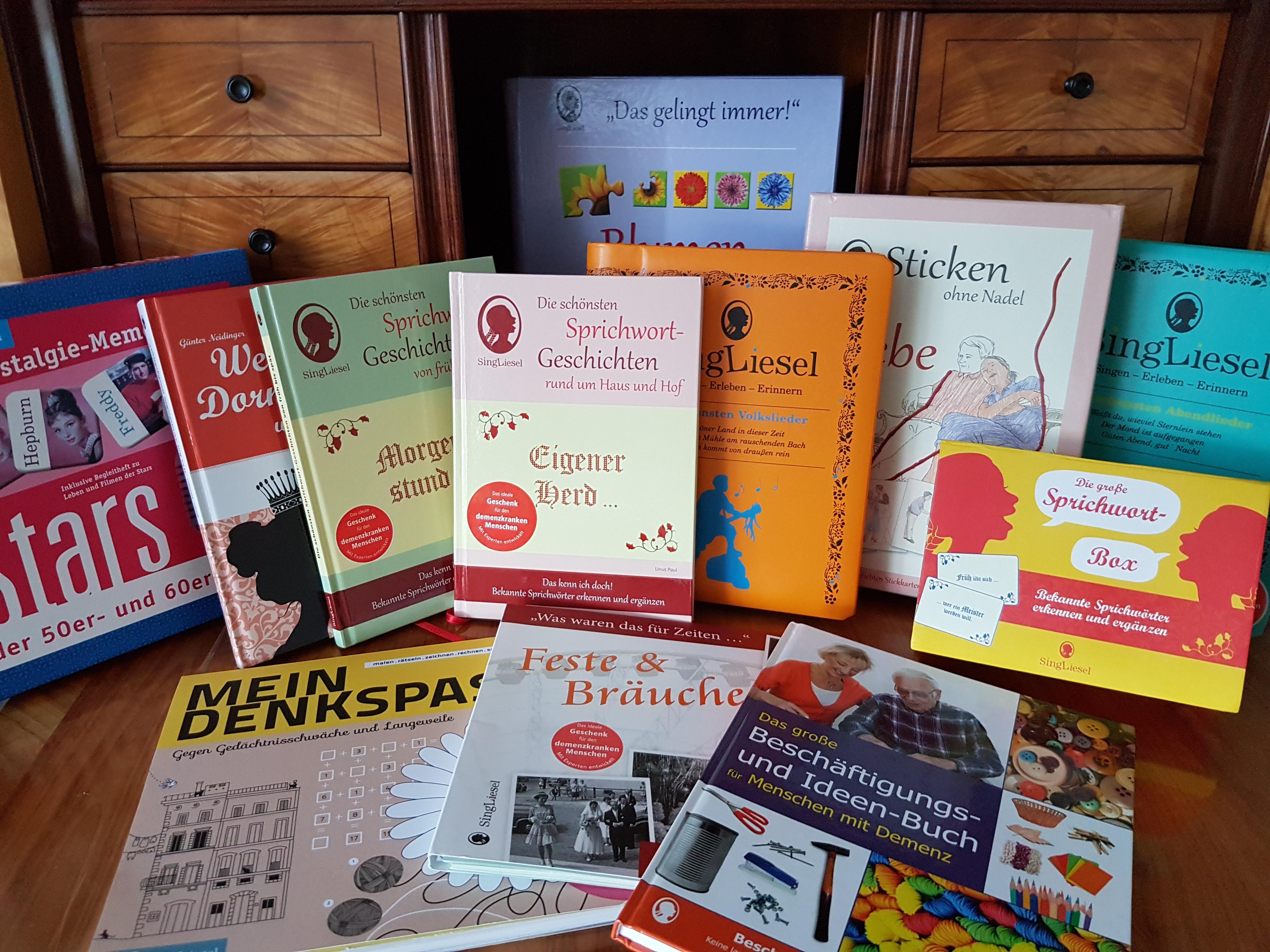 Demenz - Produkte, Fortbildungen & Informationen | Demenz Shop ...