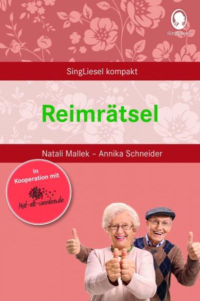 Reimrätsel (mal-alt-werden-Edition Band 4)