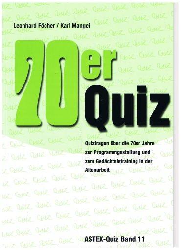 Quiz der 70er Jahre
