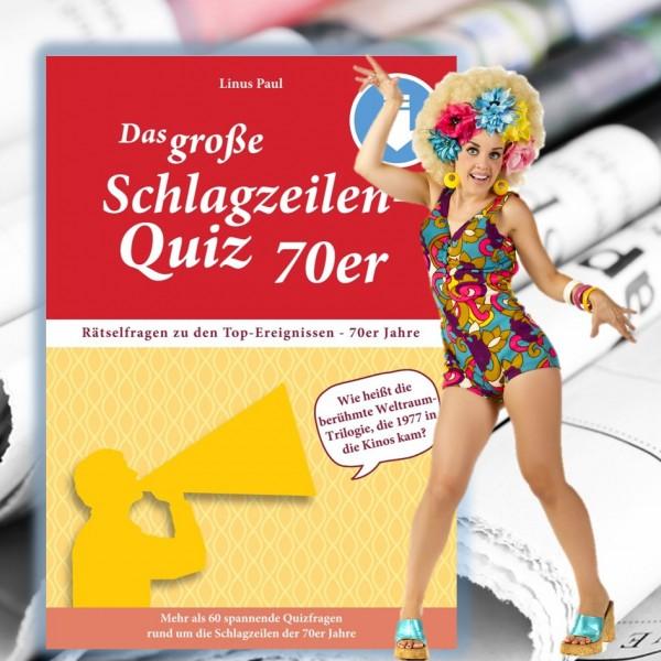 Das große Schlagzeilen-Quiz 70er – Jetzt als PDF-Download