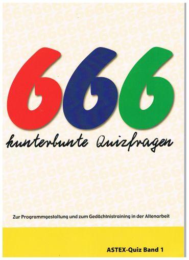 666 kunterbunte Quizfragen