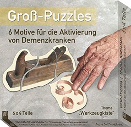 """Groß-Puzzles - Thema """"Werkzeugkiste"""""""