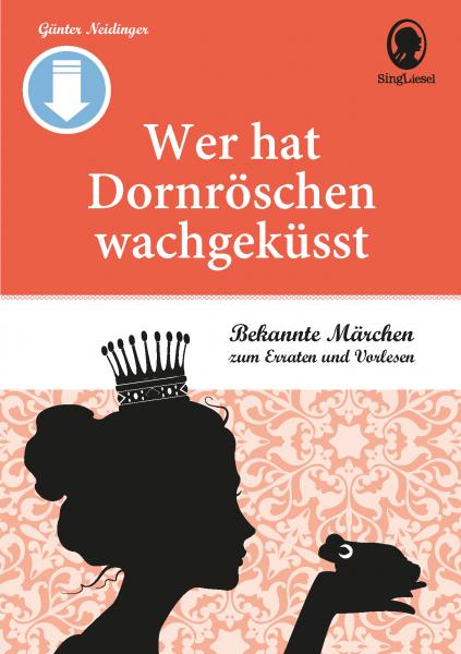 """Märchen für Senioren. """"Dornröschen"""" u.v.m. (PDF) Titel"""