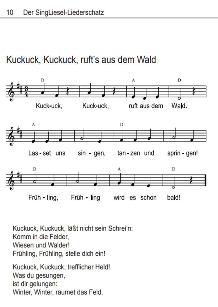 Volkslieder-mit-Noten-Kuckkuckt2tnfjPncKLrD