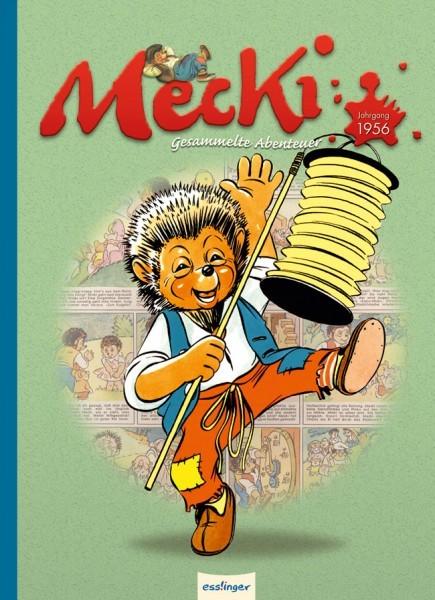 Mecki - Gesammelte Abenteuer - Jahrgang 1956 (Kulthelden)