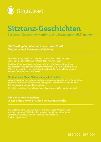 Sitztanz-Geschichten Bd. 4 (Sofort-Download als PDF)