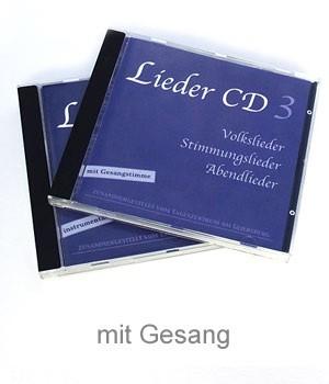 Volkslieder, Stimmungslieder, Abendlieder (Musik-CD 3)