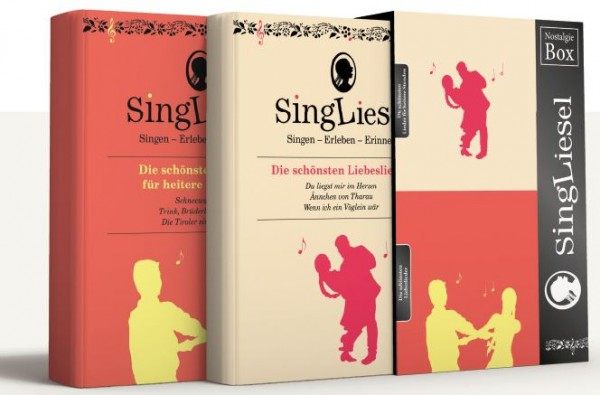 Die SingLiesel-Nostalgie-Box