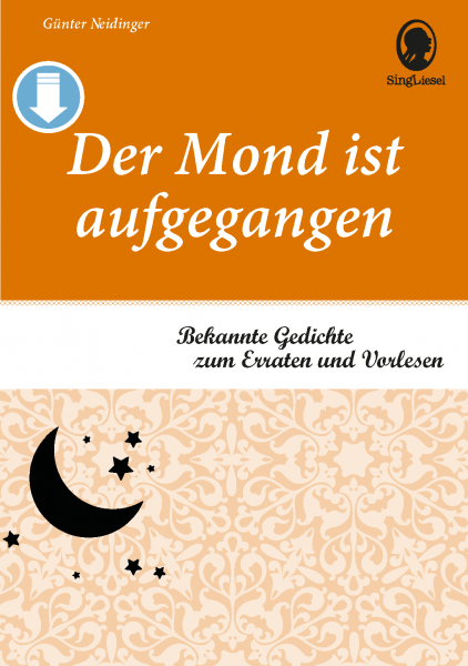 Gedichte für Senioren - Band 4 (Sofort-Download als PDF)