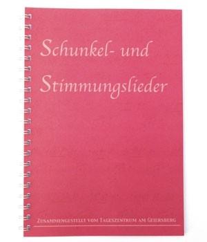 Liederbuch Schunkel- und Stimmungslieder