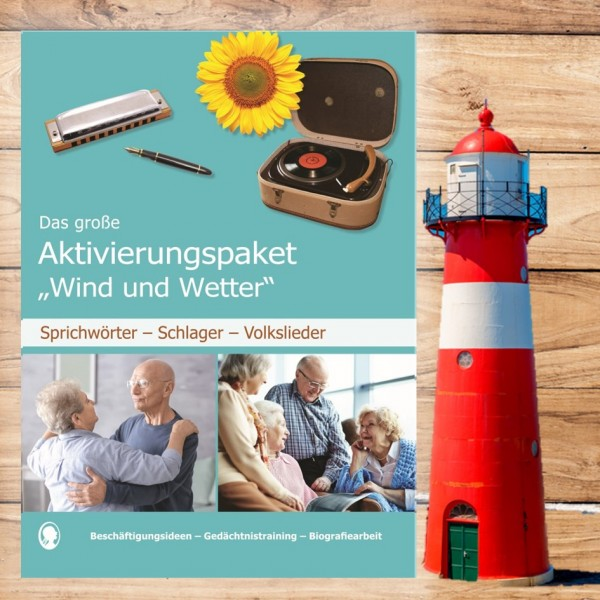 Gedächtnistraining Senioren Wind und Wetter