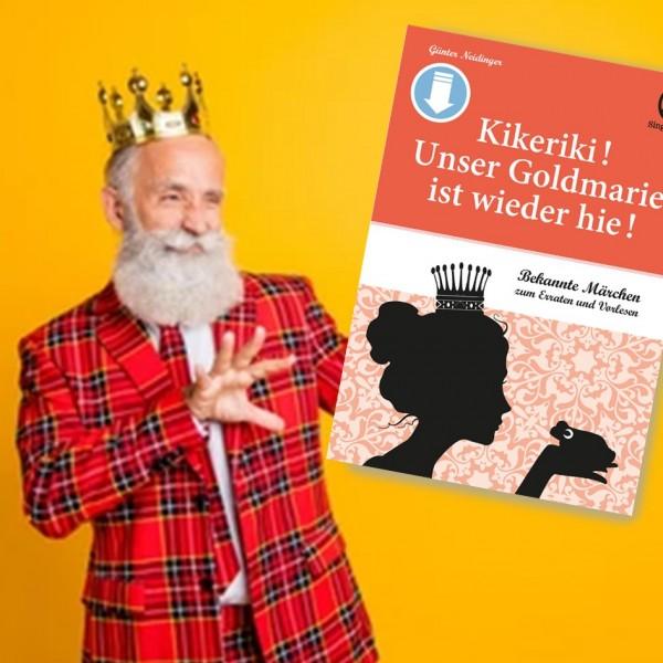 Märchen für Senioren. Goldmarie und weitere Märchen. Download. PDF