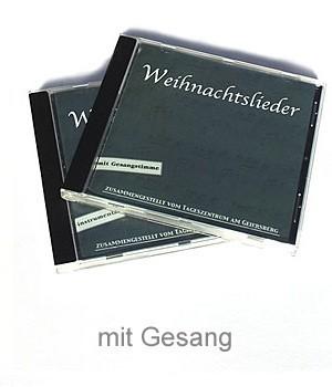 Weihnachtslieder (Musik-CD)